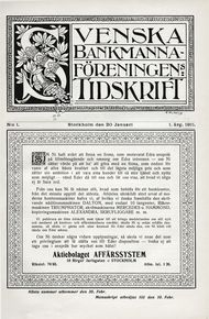 Preview of file w_TAM-Arkiv_Finansforbundet_0006_9_B3_Sbmf_Bankvarlden_1-1911_1911-01-20.pdf at http://www.tam-arkiv.se/share/proxy/alfresco-noauth/tam/content/workspace/SpacesStore/13755e21-6878-4744-b4e4-ad9ec4b564cf with style preview is not available.