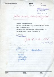 Preview of file w_TAM-Arkiv_SLS_0002_714_B2-9_Remissyttrande_ang_bet_Intersexuellas_könstillhörighet_lagförslag_10_dec_1968.pdf at http://www.tam-arkiv.se/share/proxy/alfresco-noauth/tam/content/workspace/SpacesStore/1656e6dd-6d1e-4266-a1ac-f39b686ce189 with style preview is not available.